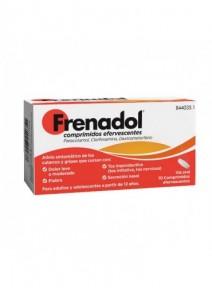 FRENADOL, 10 COMPRIMIDOS...